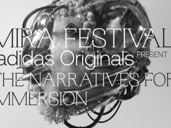 MIRA and adidas Originals present The Narratives for Immersion