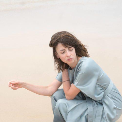 Sound Earth Legacy presents EVA GEIST LIVE A/V (Visuals by MARÍA TORRES)