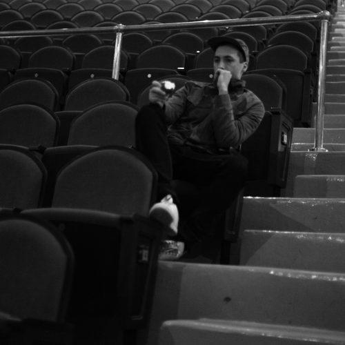 Tim Hecker – Live – Lightshow by MFO